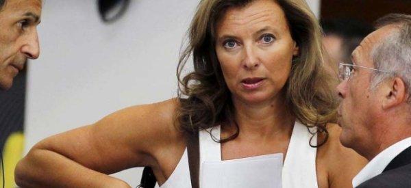 Audrey Pulvar vs Valérie Trierweiler : L'une reste, l'autre s'en va... Devinez laquelle ????