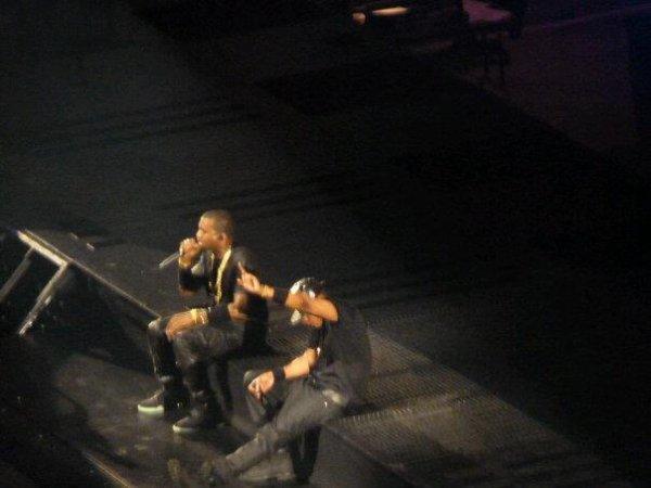 Kanye West et Jay-Z  : Mort d'un agent de sécurité pendant leurs concert à Paris
