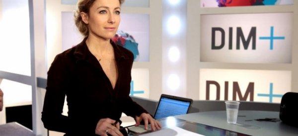 Anne-Sophie Lapix sur France 3 ? Finalement c'est non!