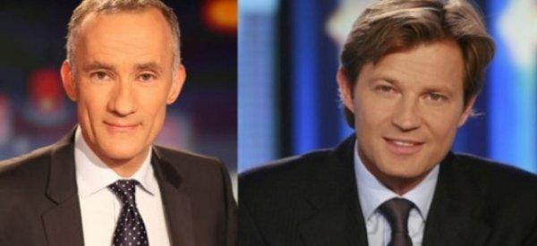 Il ne reste plus que deux candidats pour remplacer Laurence Ferrari au 20h de TF1 !