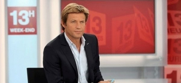 France 2: Où est passé Laurent Delahousse en ce dimanche d'élection ?
