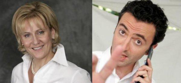 Découvrez en intégralité le piège de Gérald Dahan à Nadine Morano sur Sud Radio + leurs clash sur europe1