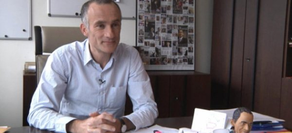 La première interview de Gilles Bouleau, le nouveau présentateur du 20h de TF1