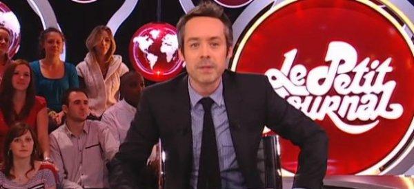 """Six journalistes du """"Petit Journal"""" de Canal+ privés de carte de presse"""