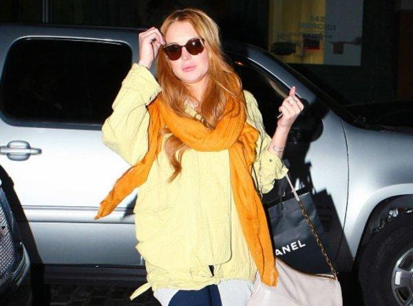 """Woody Allen : """"Lindsay Lohan est tellement talentueuse"""" !"""