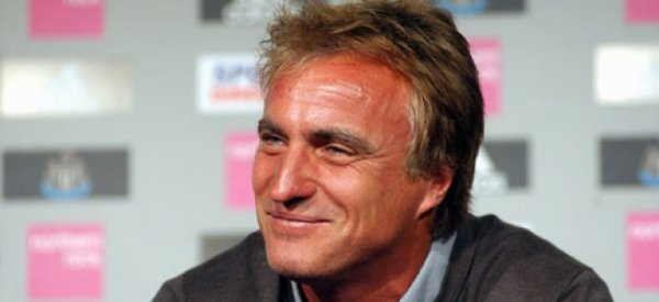 David Ginola consultant exceptionnel demain sur TF1 pour l'après-match France-Espagne