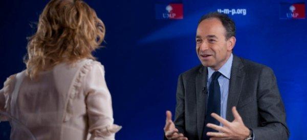 """Jean-François Copé """"choqué"""" par les critiques d'ex-ministres sur la campagne présidentielle de Nicolas Sarkozy"""