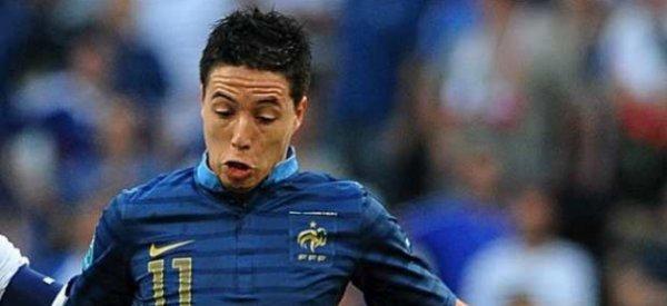Equipe de France: Après ses insultes, Samir Nasri pourrait être suspendu pendant 2 ans !