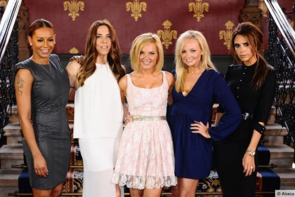 """Photos : Les Spice Girls enfin réunies pour la comédie musical """"Viva Forever """""""