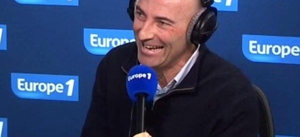 Radio: Nicolas Canteloup signe pour une nouvelle saison sur Europe 1