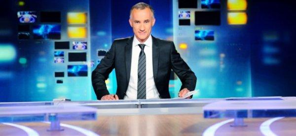 Deux nouveaux rédacteurs en chef nommés au 20h de TF1