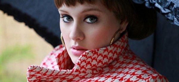 Adele : La pop star annonce qu'elle est enceinte de son premier enfant
