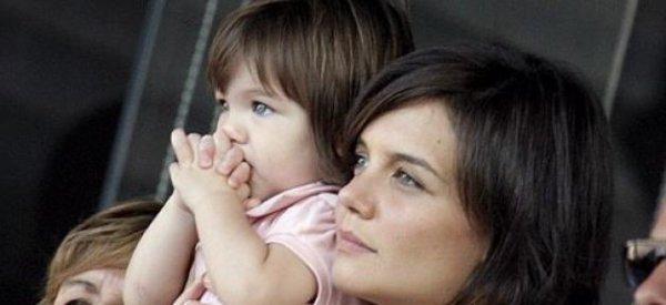 Katie Holmes obtient la garde exclusive de sa fille Suri