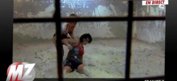 Sheryfa Luna se bat dans la boue avec une autre femme !