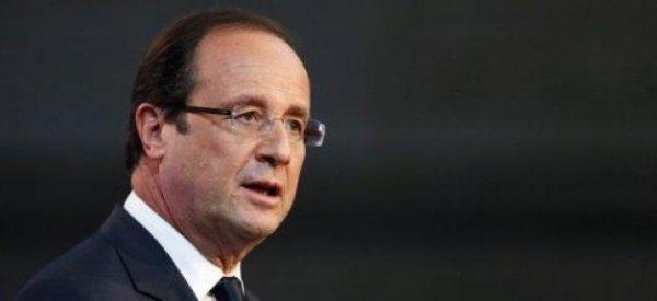 """Fusillade USA : François Hollande fait part de """"toute sa solidarité aux autorités et au peuple américain"""