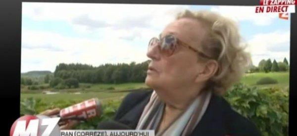 Bernadette Chirac raconte l'entrevue de François Hollande et Jacques Chirac