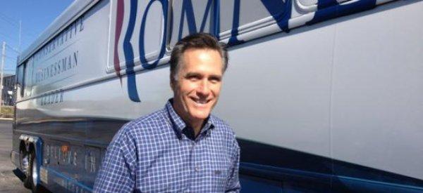"""USA: Le candidat à la présidentielle Mitt Romney accusé d'avoir acheté """"de faux followers sur Twitter"""""""