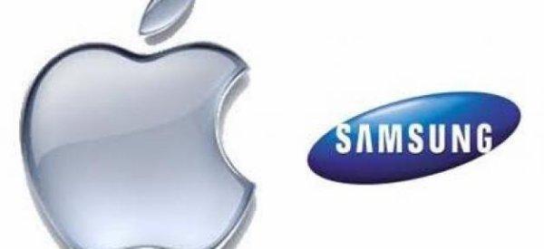Apple réclame plusieurs milliards de dollars à Samsung