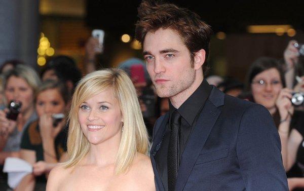 Robert Pattinson : Il s'est réfugié chez Reese Witherspoon