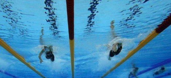 JO 2012- Natation : les Françaises ont décroché la médaille de bronze en relais 4x200 mètres nage libre