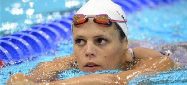 JO 2012 - Natation : Laure Manaudou éliminée dès les séries du 200 m dos