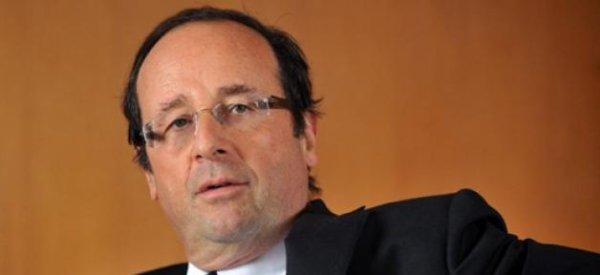 """L'UMP demande que François Hollande """"paie ses vacances privées"""" au Fort de Brégançon"""