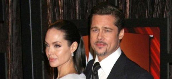 Brad Pitt & Angelina Jolie vont se marier samedi 11 Août