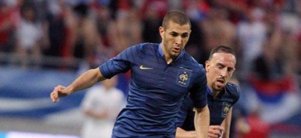 Affaire Zahia: Franck Ribéry et Karim Benzema renvoyés devant le tribunal