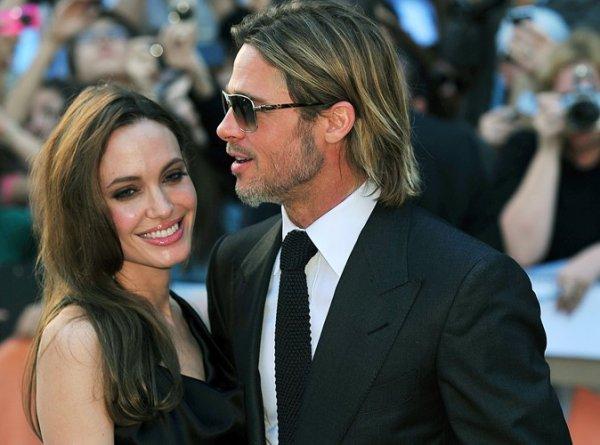 Brad Pitt : Il se prend une cuite en compagnie de Guy Ritchie pour enterrer sa vie de garçon !?