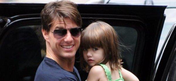 Tom Cruise : Il dément les rumeurs qui l'accusaient d'empêcher Suri de voir sa belle-famille