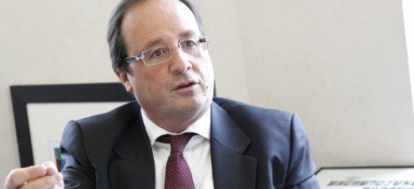 François Hollande : Il perd 5 points de cote de confiance par rapport à juillet selon un sondage CSA