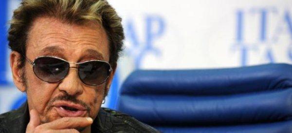 Johnny Hallyday : Il serait en réanimation selon un communiqué de l'hôpital de Pointe-à-Pitre