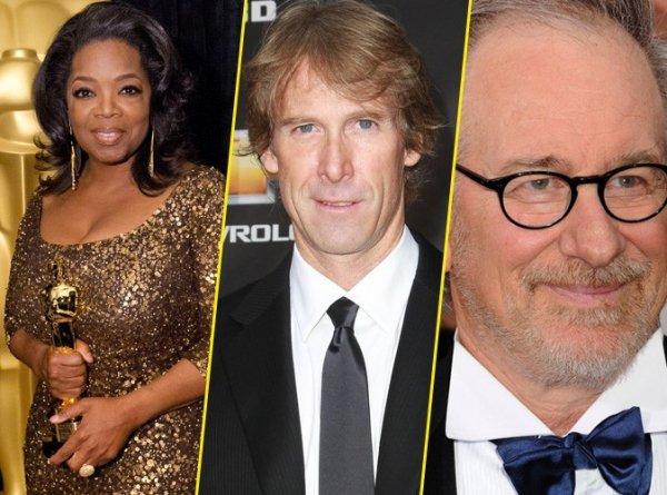 Découvrez le top ten des célébrités les plus riches !