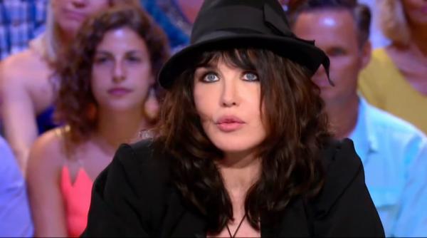 Isabelle Adjani : Elle se moque du poids d'Anne Sinclair  en direct à la télé !