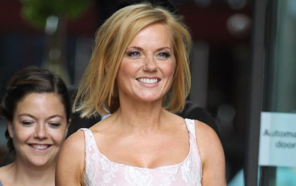 Geri Halliwell : Elle confirme sa relation avec Russell Brand