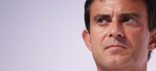 """Manuel Valls : """" Je ne toléreraiS pas les prières de rue et la présence de femmes voilées entièrement dans la rue """""""