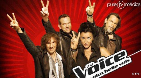 The voice saison 2 : Jenifer, Florent Pagny, Garou et Louis Bertignac, c'est bon, ils ont signé !