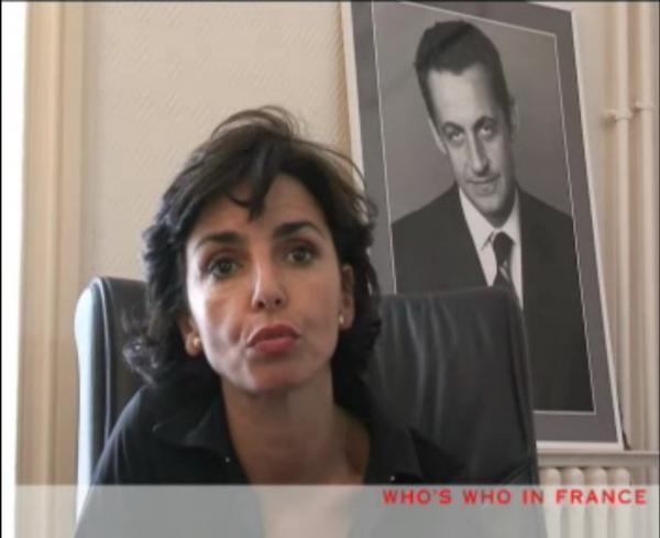 Rachida Dati: Un juge marocain réclame son arrestation