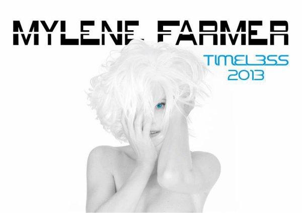 Mylène Farmer : Elle rajoute 2 Bercy et des nouvelles dates a sa tournée