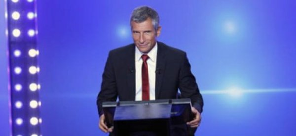 """Nagui : France 2 supprime son jeux """" Volte Face"""", mais l'animateur reste quand même à l'antenne avec le retours de... """"N'oubliez pas le paroles"""""""