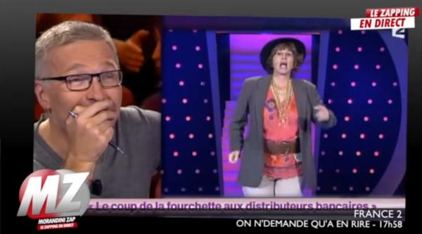 """Laurent Ruquier: Il clash une candidate de On ne demande qu'a en rire """"Pourquoi nous ?"""""""