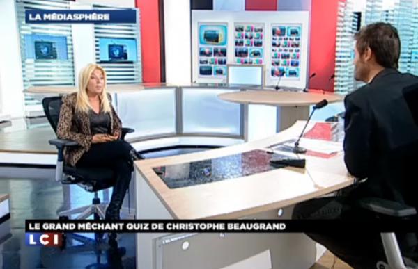 """( Vidéo)  Angela Lorente : """"Les candidats de télé-réalité sont de très mauvais acteurs"""""""
