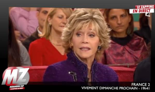 """Jane Fonda: """"Il y a un racisme important aux États-Unis"""""""