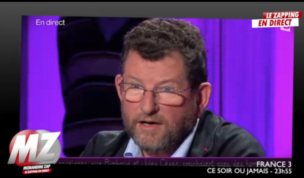 """Michel Godet : Heureusement que dans l'humanité, il n'y a pas que des gens homosexuels. Sinon, l'humanité n'irait pas très loin..."""""""