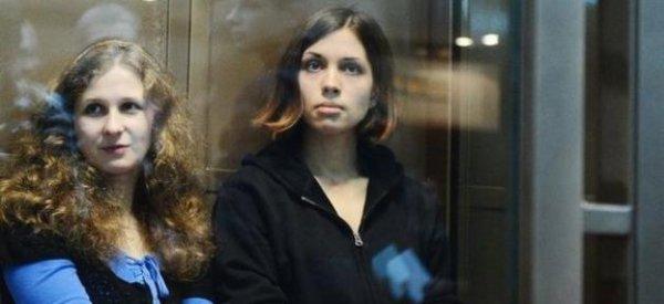 """Dmitri Medvedev : """" Les Pussy Riot ne devraient pas être en prison"""""""