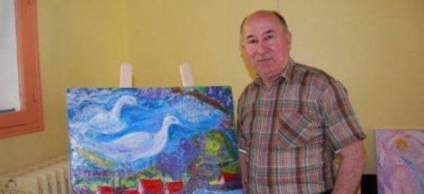 Pascal Obispo : Son père, ancien footballeur, écrivain et peintre est décédé à l'âge de 73 ans