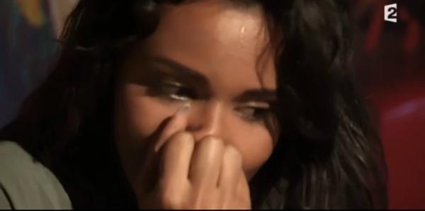 Shy'm : Elle fond en larme dans la nouvelle émission de Frédéric Lopez