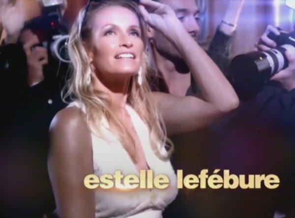 Danse avec les stars : Estelle Lefébure à été éliminé par le public