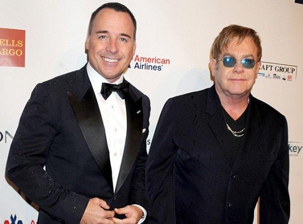 Elton John : Il va être papa pour la seconde fois