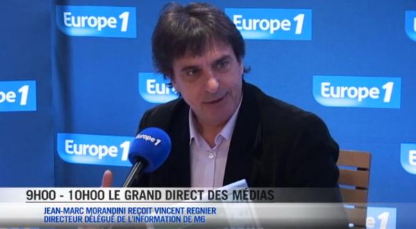 """( Vidéo)  Vincent Regnier : """"Souad Merha  a tenu des propos """"in-entendables"""" sur les victimes et coupés au montage par M6 """""""